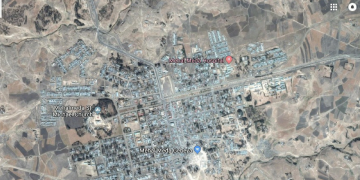 Grenade Attack killed Two, 17 injured.