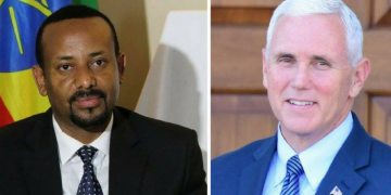 Prime Minister Abiy to Meet Mike Pence