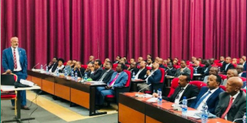 PM Meet With Coffee Industry Actors