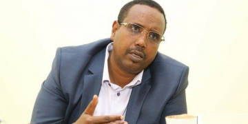 Abdi Mohamed Omer is Arrested