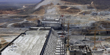 Govt Cancels METEC's Contract on Grand Ethiopian Renaissance Dam