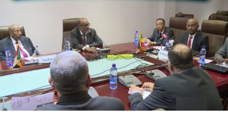 Ethiopia, Egypt, and Sudan, Water Ministers Hold talk on Filling of the GERD Reservoir