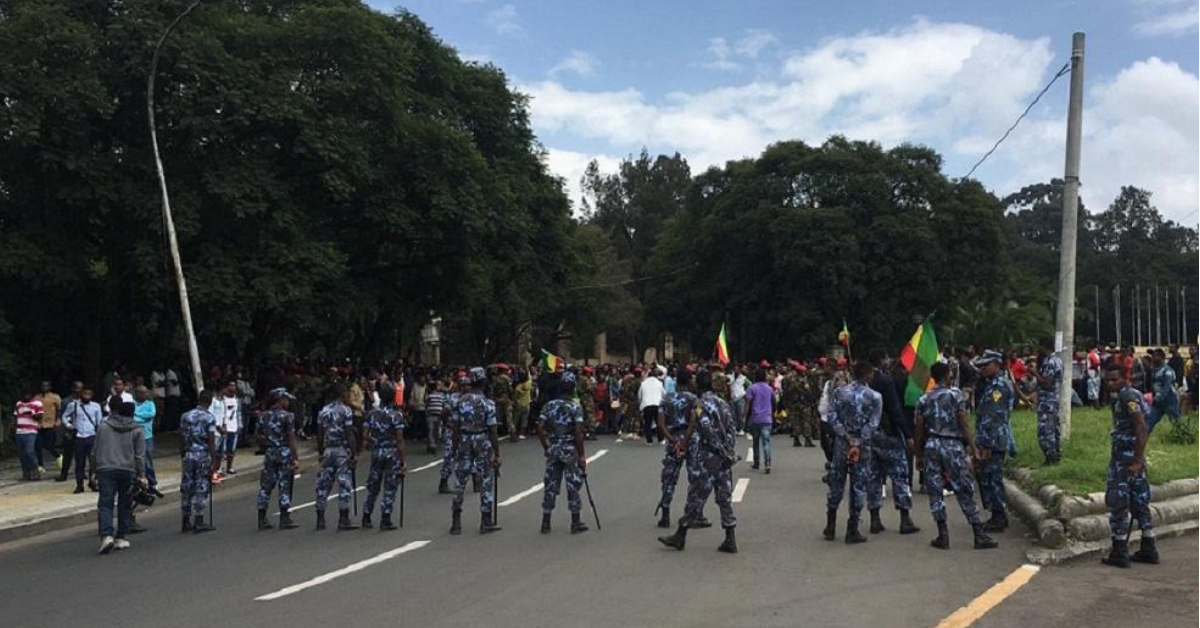 Police must face immediate investigation after five protesters shot dead