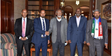 Ethiopia gov't Holds Peace Talks with ONLF in Asmara
