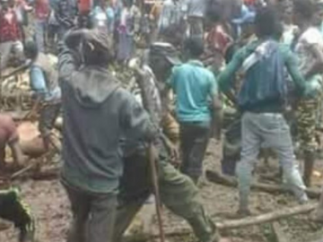 Landslide Killed 12 in Southern Ethiopia