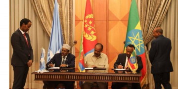Joint Declaration on Comprehensive Cooperation Between Ethiopia, Somalia and Eritrea