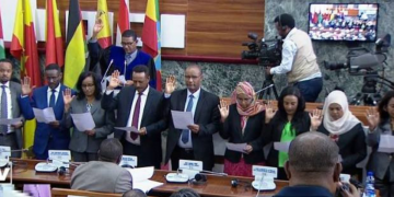 Prime Minister Abiy Named Half Female Cabinet Members