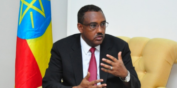 Demeke Agreed to Stay as a Central comittee Member
