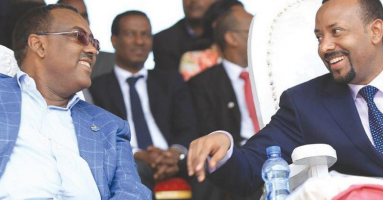 EPRDF Elects Abiy Chair, Demeke Deputy Chair