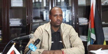 Police Arrested a Group Undergoing Illegal Military Training in Benshangul