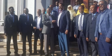 Ogaden National Liberation Front (ONLF) Signed a Peace Agreement with Government