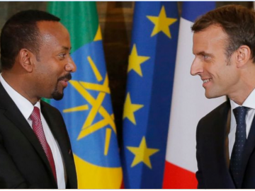 Macron Announced He Will Visit Ethiopia in March