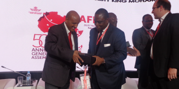Ethiopian Crowned Best Airlines in Africa Award, for the 7th Consecutive year in a Row