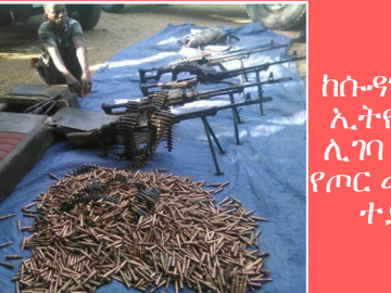 Police Apprehend Illegal Arms in West Gonder