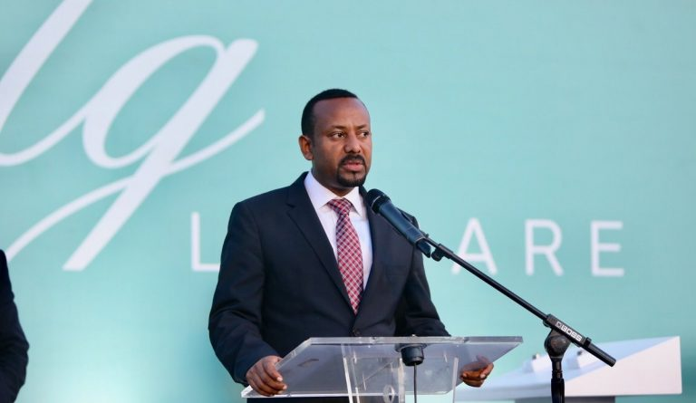 Abiy Ahmed Nominated as Person of the Year 2018 by African Leadership Magazine