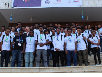 U.S. Embassy Launches Ethiopia Hacks! To Fund Computer Programmers
