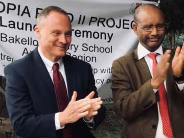 New U.S. Investment Continues Support to Strengthen Ethiopia's Education System