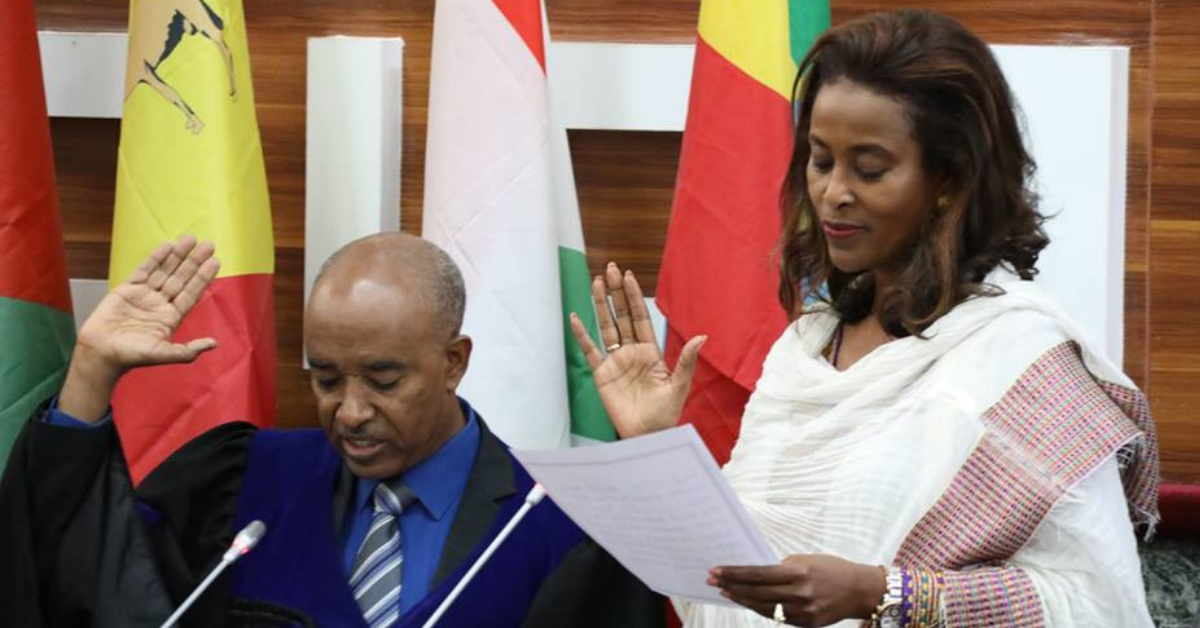 ParliamParliament Approves the First Female Nominee to Supreme Court Presidentent Approves the First Female Nominees to Supreme Court President