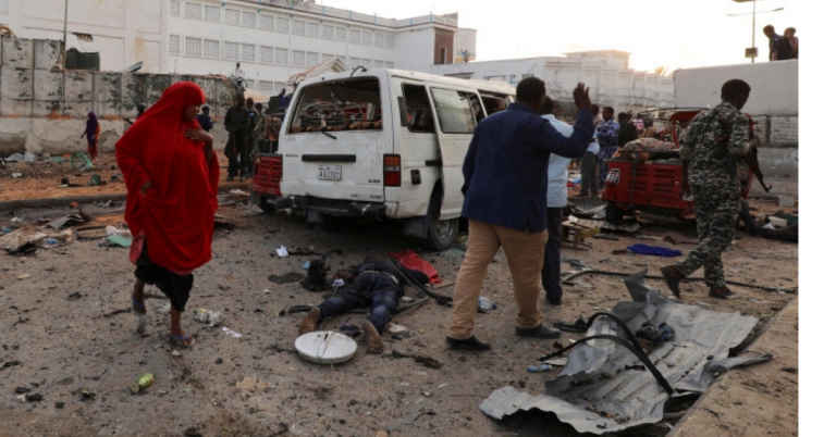 At Least 20 People Killed After Car Bomb in Mogadishu