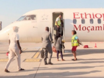 Ethiopian Mozambique Airlines Launches Domestic Flights