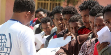 27,000 Eritreans 'seeking refugee status' in Ethiopia