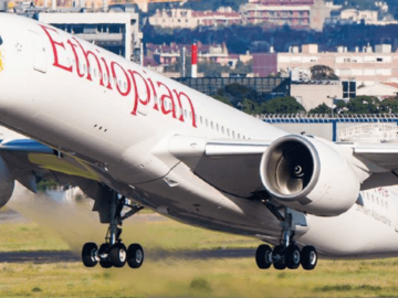 Minor Accident on Ethiopian Airlines Flight in Oslo