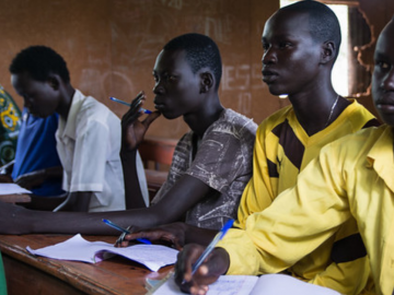 Project to Construct Schools in Refugee Camps Launched in Ethiopia