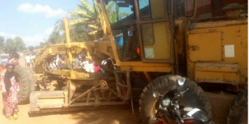 2 Year Old Killed After a Heavy Machinery Accident in Jimma