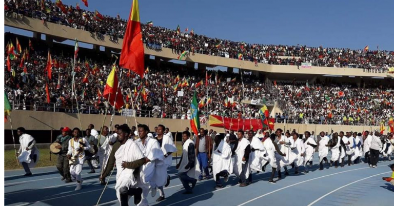 Mekele City Host 'Respect the Constitution' Rally