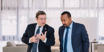 UNDP Lauds the Ongoing Reforms in Ethiopia
