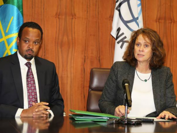 Ethiopia Signed $100mln Financing Agreement with the World Bank