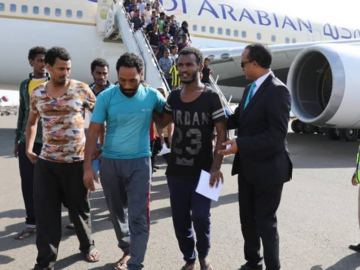 Ministry to Repatriate 2400 Ethiopian Nationals from Saudi Arabia
