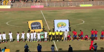 Jimma Aba Jifar Beat Egyptian Giants Al Ahly 1-0