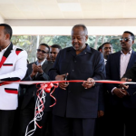 New Medical Center Inagurated in JImma Univercity