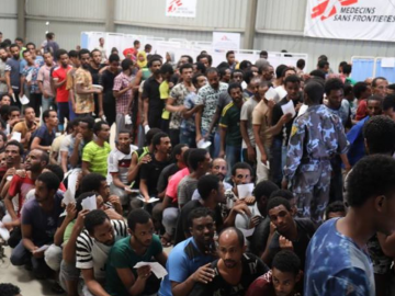 368 Ethiopians Detained in Saudi Arabia Returned Home