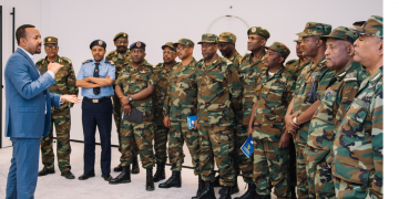 Ethiopian Defence Councill Hold Discussions Today