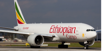 Ethiopian Cargo Plane Forced to Land in Indonesian Over Airspace Breach