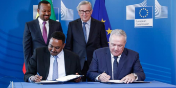 Ethiopia Signs 130m Euros Grant Agreement with European Commission