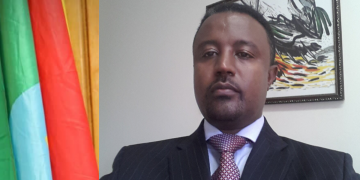 Nebiat Getachew Replace Melese Alem as Spokesperson