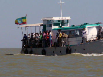 Nine Dead as Passenger Boat Sinks in Lake Tana