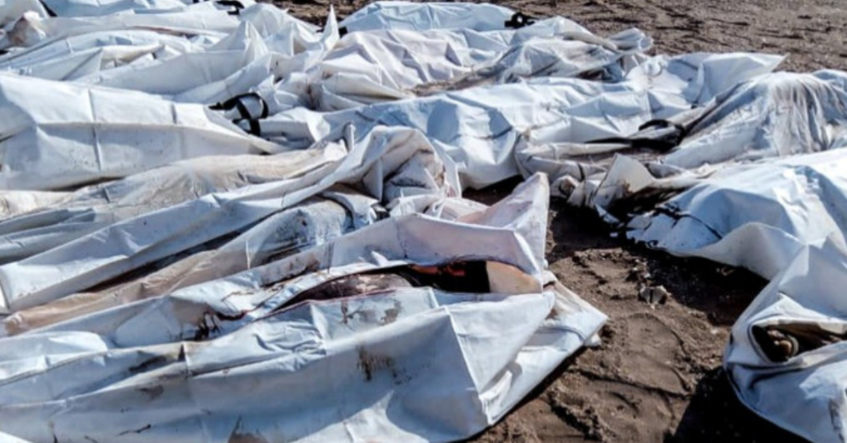 At Least 57 Ethiopian Dead After Migrant Boats Sink Off Djibouti