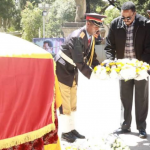 Former Ethiopian Speaker of House Laid to Rest