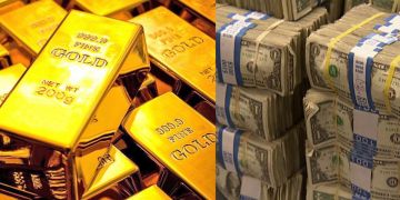 Police Seized 7 kg Gold, Foreign Currency at Togo Wuchale