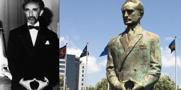 The Artwork Faces Criticism as AU Unveiled Statue of Emperor Haile Selassie