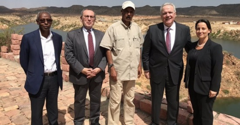 Roads to peace: EU supports reconnecting Eritrea and Ethiopia