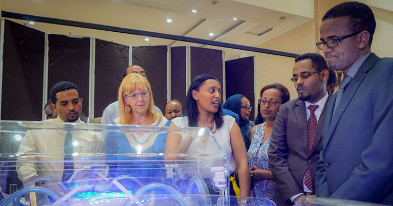 U.S. Donate Medical Equipment and Medicines for Ethiopian Developing Regions