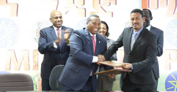 Ethiopia and Djibouti Agreed to Build Natural Gas Transmission Lines