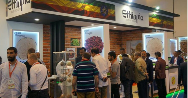 Ethiopia Takes Part in Global Food and Beverages Trade Show in UAE