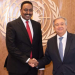 Secretary-General appoints Workneh Gebeyehu as Director-General, UN Office at Nairobi (UNON)
