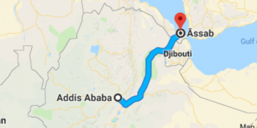 Ethiopia Complete Rehabilitation of 60 Km Road to Asseb Port